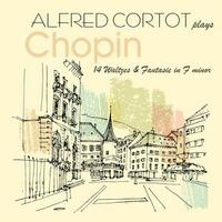 Alfred Cortot Plays Chopin