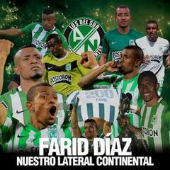 Homenaje a Farid Díaz