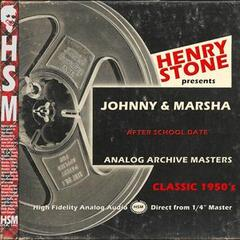Henry Stone Presents Analog Archives Johny and Marsha 1950's
