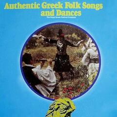 Authentic Greek Folk Songs and Dances