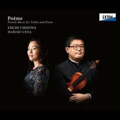 Poeme French Music for Violin and Piano