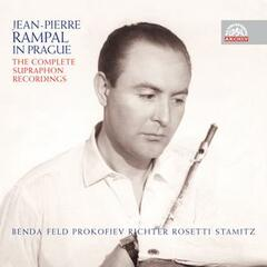 Jean-Pierre Rampal in Prague / The Complete Supraphon Recordings