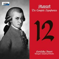 Mozart: The Complete Symphonies No. 12