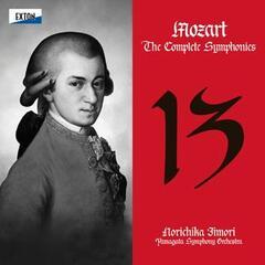 Mozart: The Complete Symphonies No. 13