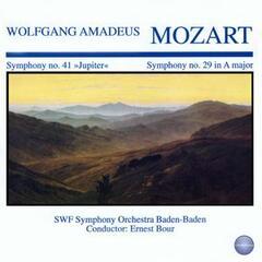 "Mozart: Symphony No. 41 ""Jupiter"" in C Major, KV 551 - Symphony No. 29 in A Major, KV 201"