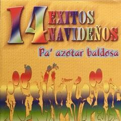 14 Exitos Navidenos Pa' Azotar Baldosa