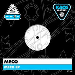 Meco - EP
