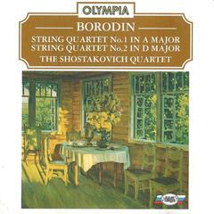 Borodin: String Quartet No. 1 & No. 2