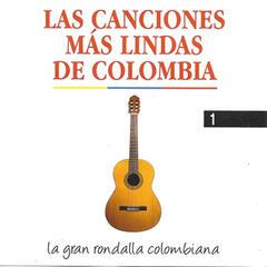 Las Canciones Más Lindas de Colombia, Vol. 1