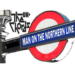 Man on the Northern Line