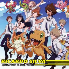 Digimon Adventure Tri, Ending 5 Aikotoba