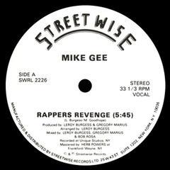 Rappers Revenge
