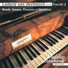 Beethoven: Piano Sonatas & Works for Fortepiano, Vol. 2