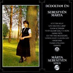 Hungarian Songs As Performed by Marta Sebestyen and Muzsikas