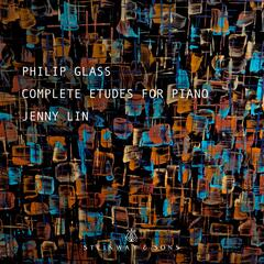 Glass: Complete Études for Piano