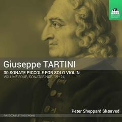 Tartini: 30 Sonate piccole, Vol. 4