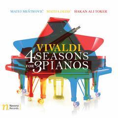 4 Seasons for 3 Pianos
