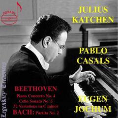 Julius Katchen, Vol. 1: Bach & Beethoven (Live)