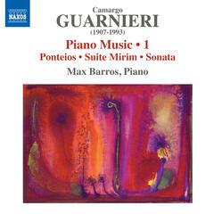 Guarnieri: Piano Music, Vol. 1