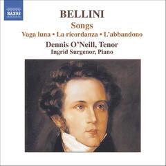 Bellini: Songs