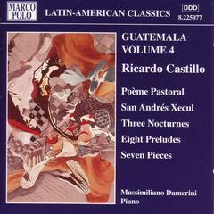 Castillo: Piano Works