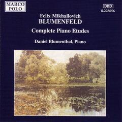 Blumenfeld: Complete Piano Etudes