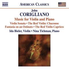Corigliano, J.: Violin and Piano Music