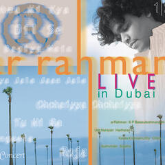 A R Rahman - Live In Dubai - Hindi