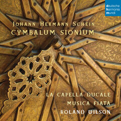 Johann Hermann Schein: Cymbalum Sionium