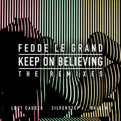 Keep On Believing (The Remixes)