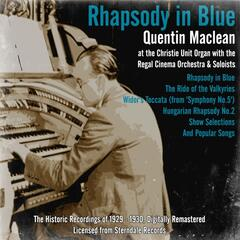 Quentin Maclean - Rhapsody in Blue