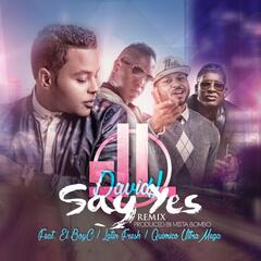 Say Yes (feat. El BoyC, Latin Fresh, Quimico Ultra Mega) [Remix]