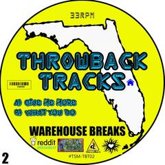 Throwback Tracks - Warehouse Series, Vol. 2