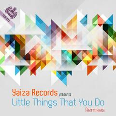 Lttle Things That You Do Remixes