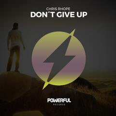 Don´t Give Up