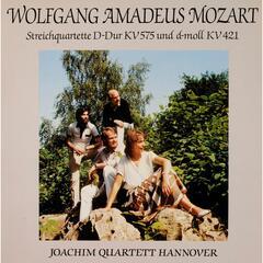 Mozart: Streichquartette