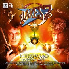The Classic Adventures 1-2: Battleground (Unabridged)