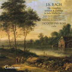 Bach: Sonatas for Solo Violin, Nos. 1 - 2; Partita No. 1