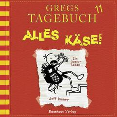 Gregs Tagebuch, Folge 11: Alles Käse!