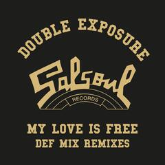 My Love Is Free (Def Mix Remixes)