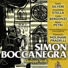 Cetra Verdi Collection: Simon Boccanegra