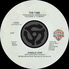 Jungle Love / Oh, Baby [Digital 45]
