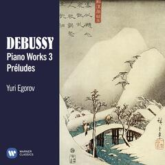 Debussy: Piano Works, Vol. 3