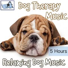 Dog Therapy Music - 5 Hours - Relaxing Dog Music