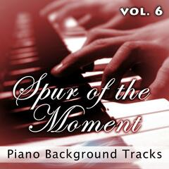Spur of the Moment, Vol. 6 (Piano Background Tracks)
