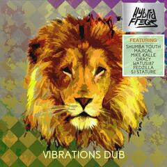 Vibrations Dub (feat. Shumba Youth, Majical, Mike Kalle, Oracy, Watusi87, Fedzilla & S.I Stature)