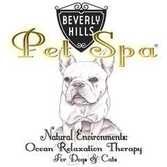 Natural Environments: Ocean Relaxation Therapy for Dogs & Cats