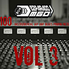 100 Instrumental Hip Hop Beats Promo Pack, Vol.3