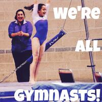 We're All Gymnasts