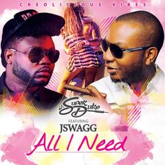 All I Need (feat. J Swagg)